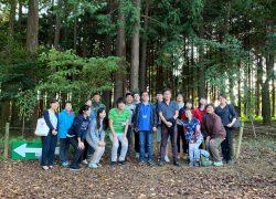 世界が注目「森林浴」セミナーを開催しました